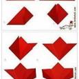 Kwiaty origami instrukcja
