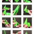 Lapin origami tuto