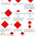 Mario origami instructions