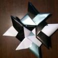 Ninja origami weapons