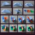 Origami 3d instrucciones