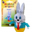 Origami 3d lapin