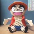 Origami 3d one piece