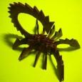 Origami 3d scorpion