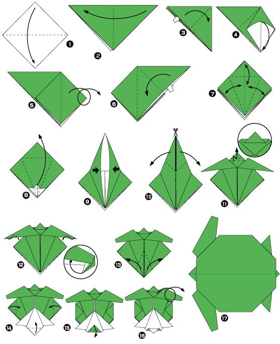 Origami Facile Tuto