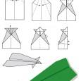 Origami avioni
