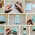 Origami bow tie tutorial