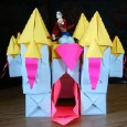 Origami castle instructions