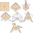 Origami cheval tuto
