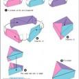 Origami club box