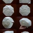 Origami diamond satoshi kamiya