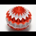 Origami dragon ball