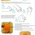 Origami étoile chinoise