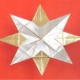 Origami etoile youtube