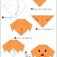 Origami facil para niños paso a paso en español