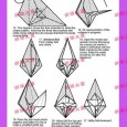 Origami fairy instructions