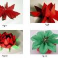 Origami feuille de lotus