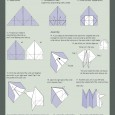 Origami firework instructions