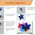Origami flowers pdf