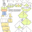 Origami geisha doll instructions