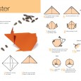 Origami hamster instructions