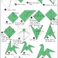 Origami horse step by step