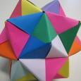 Origami icosaedro