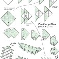 Origami insect instructions
