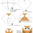 Origami instructions easy for kids