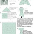 Origami jellyfish instructions