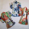 Origami kimono papier