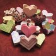 Origami love 3d