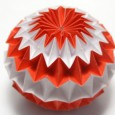 Origami magic ball facile