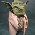Origami maitre yoda