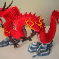 Origami modulaire chinois