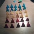 Origami modulaire tuto