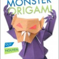 Origami monster instructions