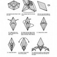 Origami orchid instructions