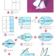 Origami picture instructions