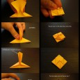 Origami pikachu instructions