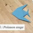 Origami poisson ange