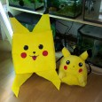 Origami pokemon facile