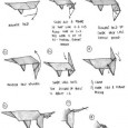 Origami rhino instructions