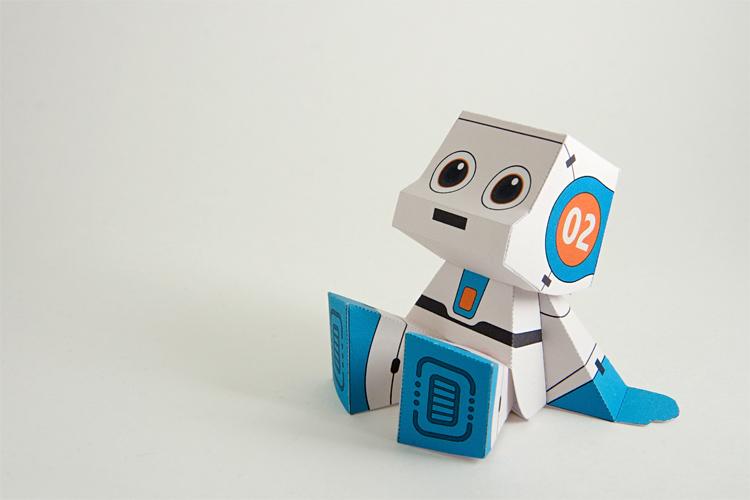 Роботы для девочек сделать своими руками 56