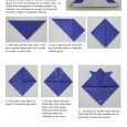 Origami samurai helmet instructions
