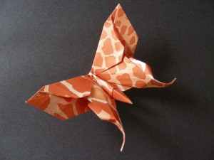 origami swallowtail butterfly instructionsOrigami Swallowtail Butterfly Instruction Diagrams #14