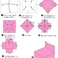 Origami table instructions
