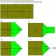 Origami tank diagram
