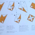 Origami tato envelope