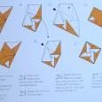 Origami tato instructions
